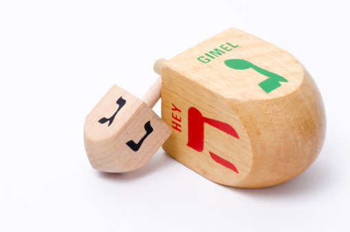 What are the Letters on a Dreidel?