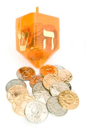 What Is Hanukkah Gelt?