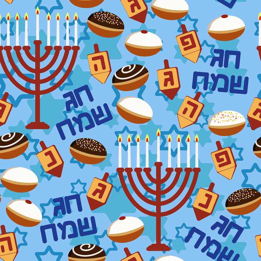 image relating to Hanukkah Prayer Printable named What is the Variation Involving a Hanukiah and a Menorah