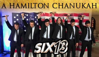 Six13 – A Hamilton Chanukah
