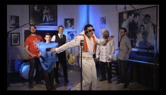 An Elvis Hanukkah