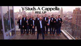 Y-Studs – Rise Up – Hanukkah